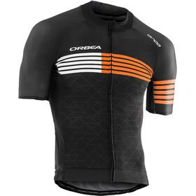 ORBEA Pro SS18 Fietsshirt korte mouwen Heren blauw/zwart